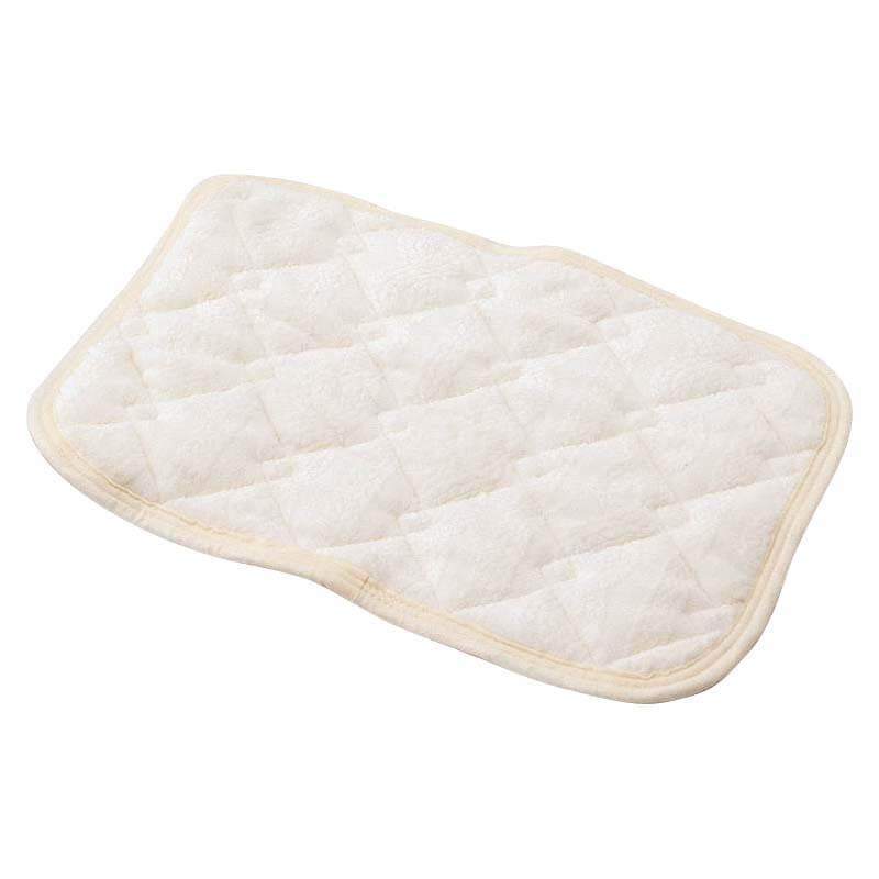 〈AN LIFE〉なめらかタッチ枕パッド 35cm×50cm